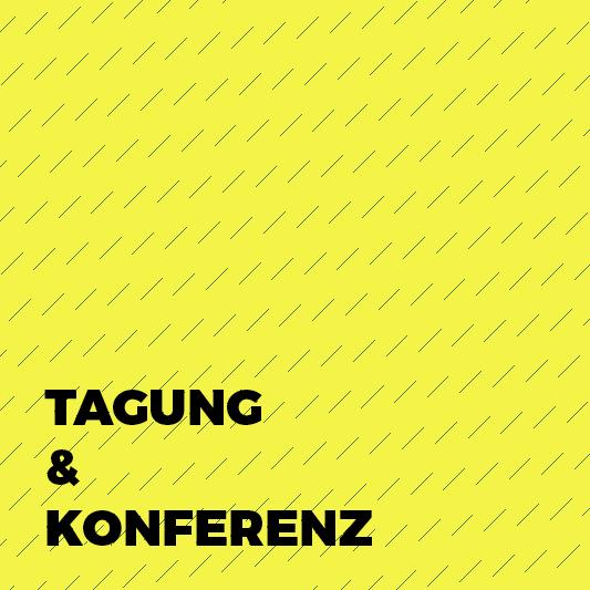 TAGUNG & KONFERENZ